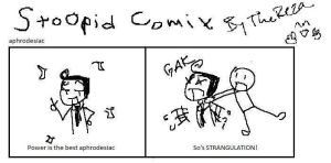 Stoopid comix aphrodesiac by TheReza13