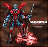 Manowar 1 of 5 by oICEMANo