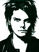 MCR - Gerard 2 by weedenstein