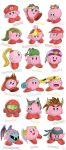 First 18 Brawl Kirby Hats by ColdSandwich