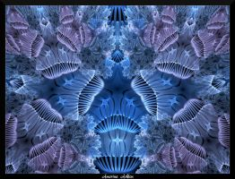 Corals of Blue by AmorinaAshton