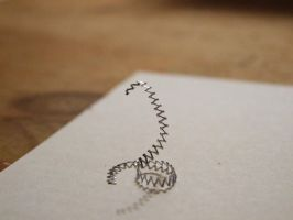 Little Wire Snake by tommy-tommerson