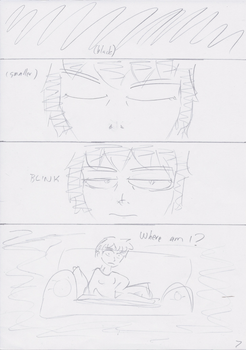 Unnamed Comic Page 7 Rough Draft (rescan) by C-Survive