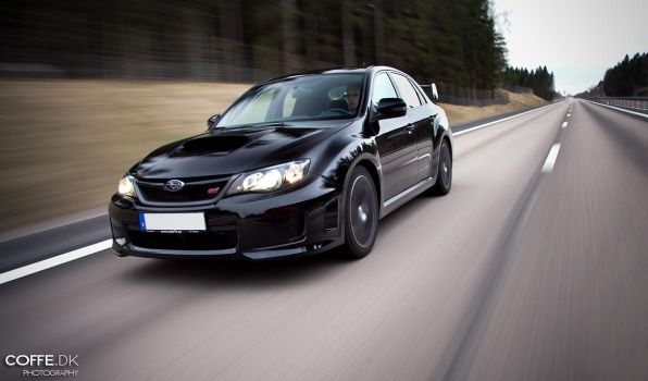 Subaru STI Racing by coffe5
