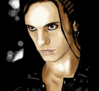 Criss Angel by endless-struggle