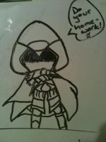 Assassin's Creed - Do Your Homework! by katsumi12595