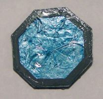 Mineral Badge by Isilian