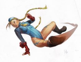 Cammy by LolosArt