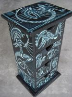 Alien Drawers by biomechanicalhazard