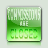 STAMP:COMMISSIONS CLOSED by Elafros