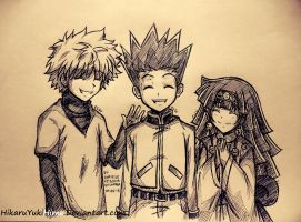Happy Birthday Gon Freecss~! by HikaruYukiHime