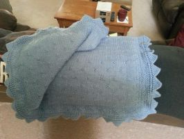 Baby Blanket by Mscheveous