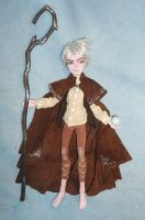 Costume male dolls : Jack Frost by blueappleheart89