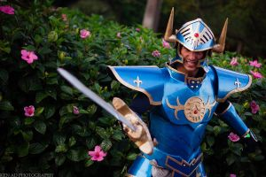 MegaCon 2013 - Fierce Dragon Warrior by stillreflection