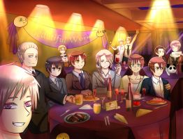 Hetalia is  a beautiful world by Abakura
