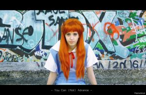 Asuka Langley Soryuu - You Can (Not) Advance by sakuritachan92