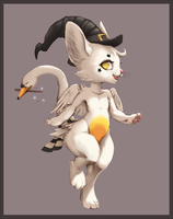 witch cat by Kemikel