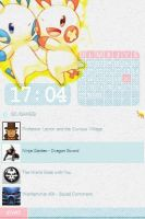 DS Theme - Plusle+Minum by MakarKima