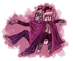 Cape Cuddles by RobotButterfly