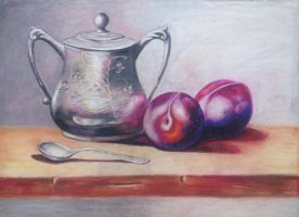 Still Life 2 by Narutowatcher45