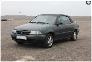 Astra Convertible by 22photo