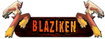 Blaziken Banner by ZalbarTheGreat