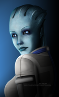 Liara by ProudPastry