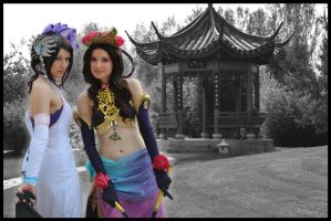 Dynasty Warriors 6 by Silver-Nightfox