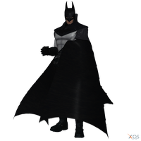 BAK - Batman (Gotham Knight) by Postmortacum