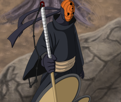 Naruto 511 - the new Tobi by ernie1991