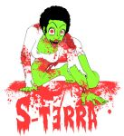 S-T3RRA T-SHIRT by turp