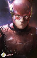 The Flash by JamesChoe