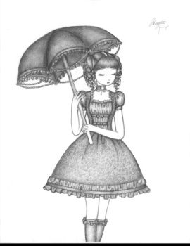 Classic Lolita by SummersNeverending