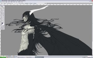 BLEACH - ULQUIORRA - WIP by Washu-M