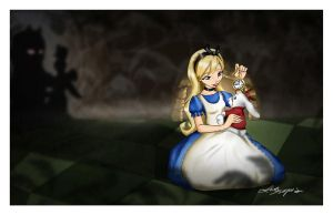 Alice by ArbitraryJane