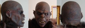 New orc mask by silvercrow