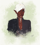 Fenris by Manderlinaa