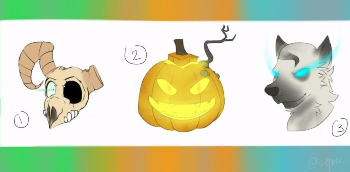 TF2 Spoopy Hats by SQUIRRELPEE
