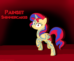 Painset Shimmercakes by BastetXCat