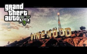 Grand Theft Auto V - Vinewood by lucvanloon