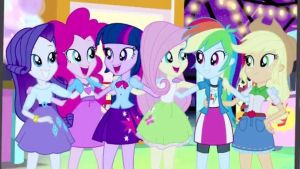 Perfect Day For Fun (EQG Admirable Audio) by SilverEagle91