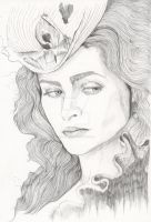 Red-The Lone Ranger by jessburnett