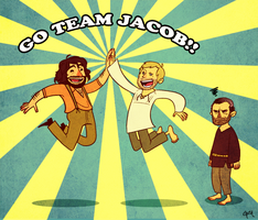 Team Jacob FTW by monkeyoo