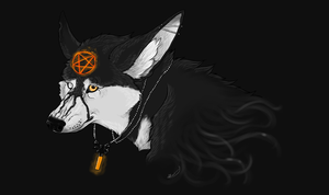 From The Darkness Here I Come by 666vlcina