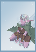 Tears and Snow of Norfendr by Tee-chew