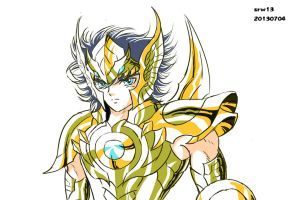 The first Libra by srw13
