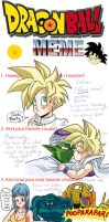 Dragonball Meme by house-mouse