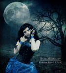 Blue Midnight by KSewellDesigns