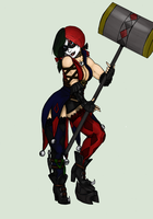 Harley Quinn - Injustice by Exahall