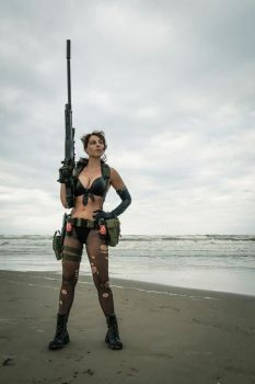 Quiet Cosplay by LadyDaniela89